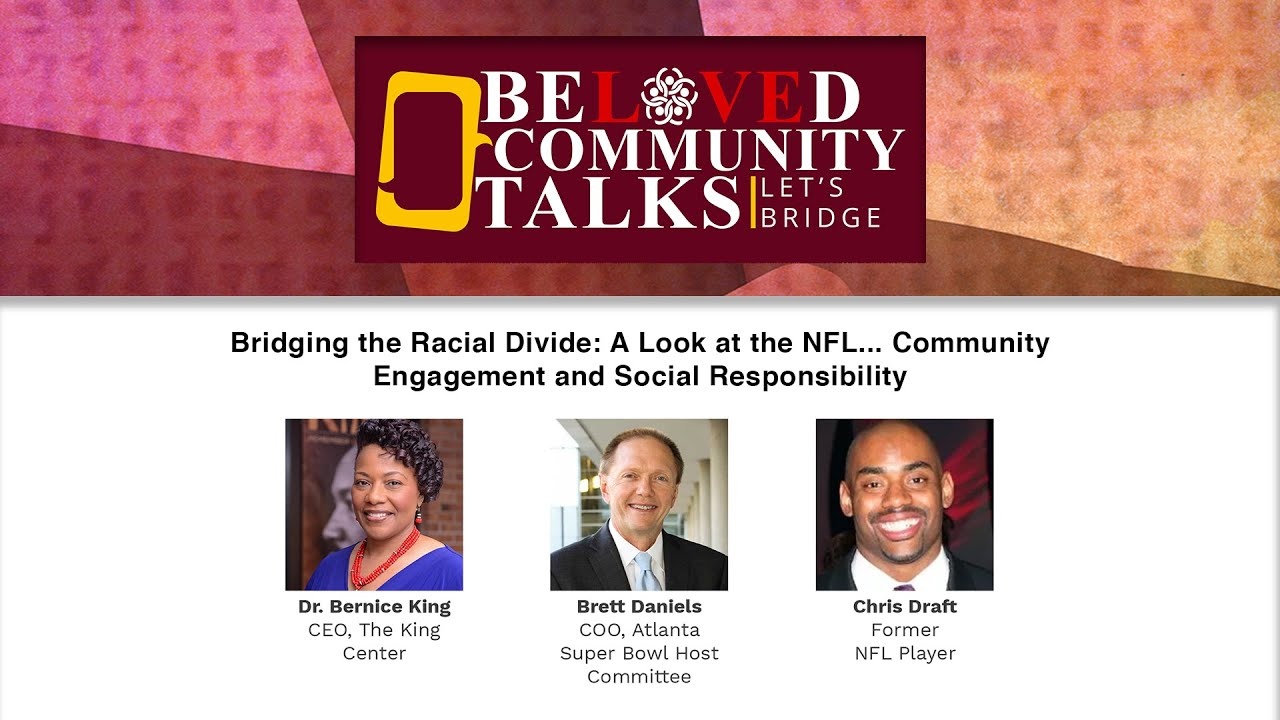Bridging the Racial Divide: A Look at the NFL... Community Engagement and Social Responsibility